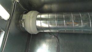 АФК вытяжной вентилятор