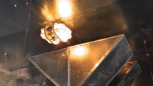 АФК освещение и воздухозабор